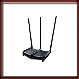 450Mbps High Power Wireless N Router