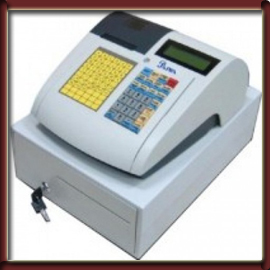Fiscal Cash Register- D81BF