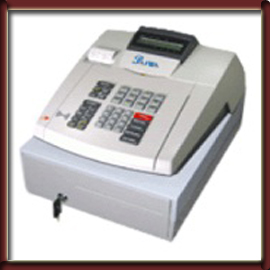 Fiscal Cash Register- A51BF