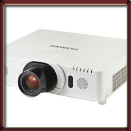 HItachi Multimedia Projector- CP X 8170