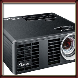 Optima Multimedia Projector- ML 750