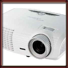 Optima Multimedia Projector- HD 27