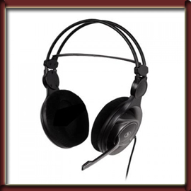 A4 Tech HS-100 Stereo Gaming