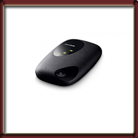 TP-LINK M5250 3G Mobile Wi-Fi- Product