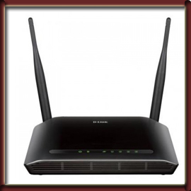 D-Link DIR-615 Wireless N300 Router