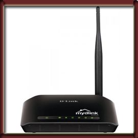 D Link DIR-605L Wireless N300 Cloud Router