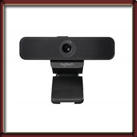 Logitech C925e with HD 1080p Camera