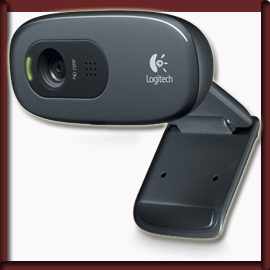 Logitech Webcam C310 High