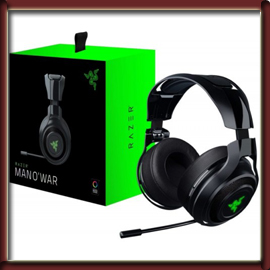 Razer ManO'War Wireless Gaming