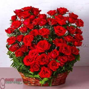 Red Rose little bouquet.11