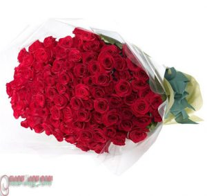 Red Rose little bouquet.9