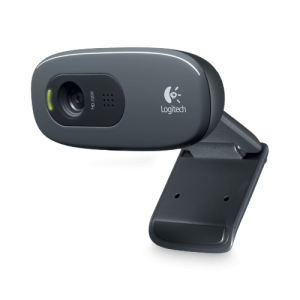 Logitech C270 HD Webcam, charukaru.com