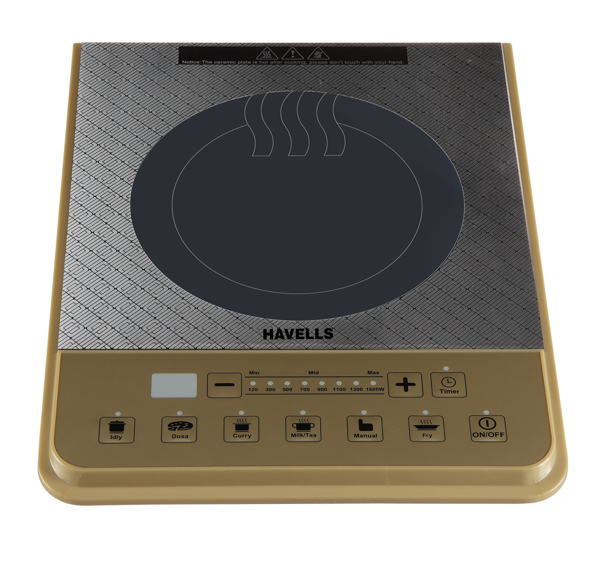 Havells Induction Cooker- GOCICBLK 16051