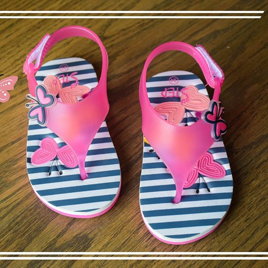 Exclusive Kid's Footwear (Butterfly Kiddo)- Product- KC 003