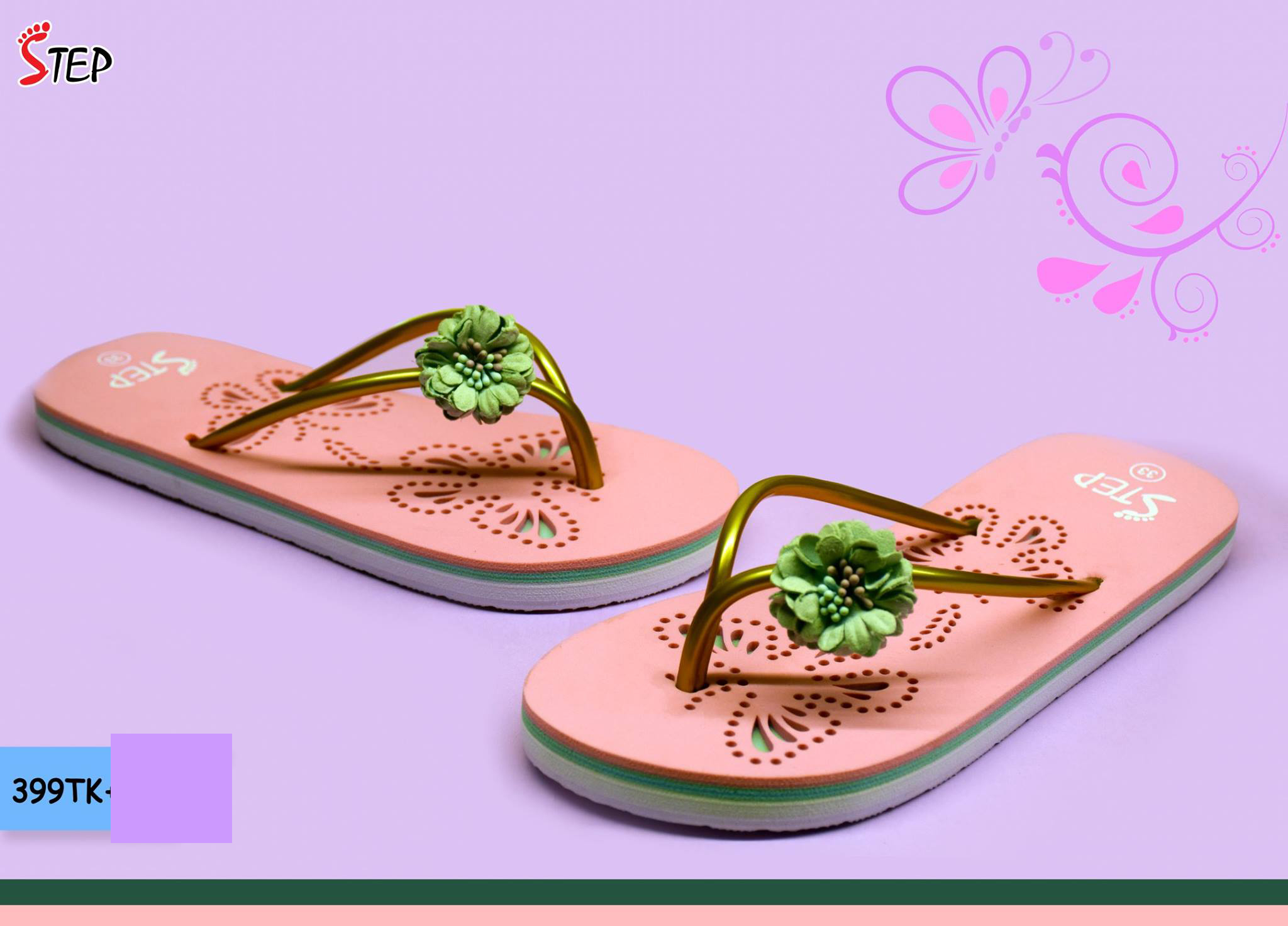 Exclusive Ladies Footwear (Daisy Kiddo)- Product- KC 007