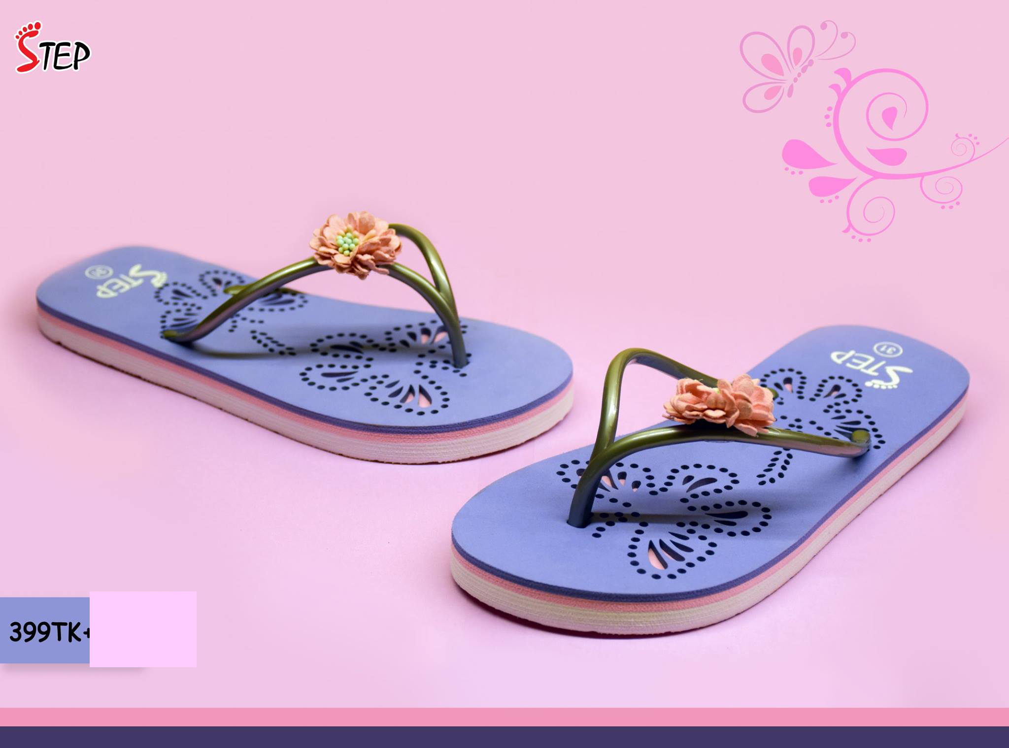 Exclusive Ladies Footwear (Daisy Kiddo)- Product- LC 2024