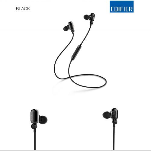 Edifier W293BT Mobile Bluetooth Earbud Black- Product -GA 577
