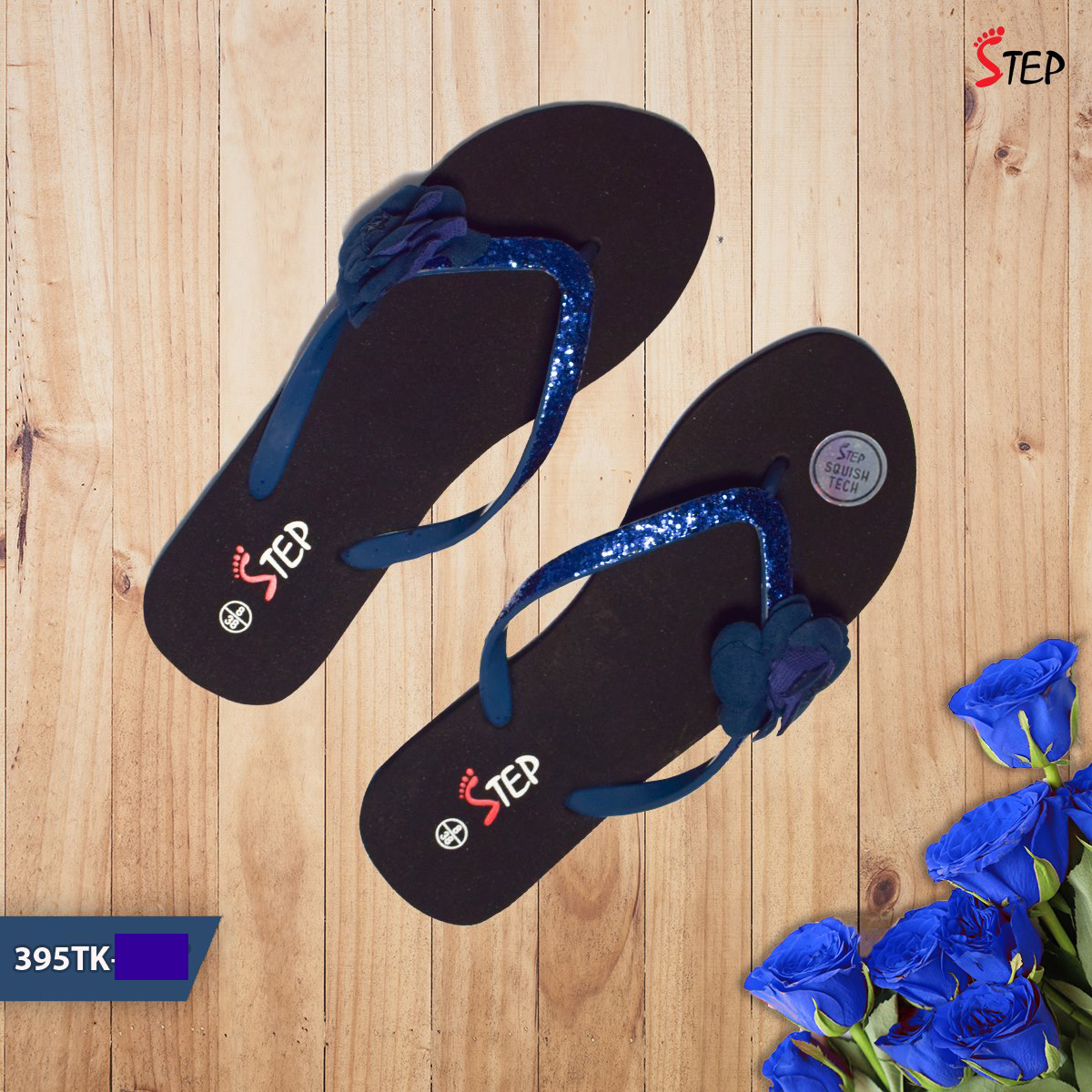 """Exclusive Ladies Footwear (""""Rosy"""")- Product- LC 2039"""