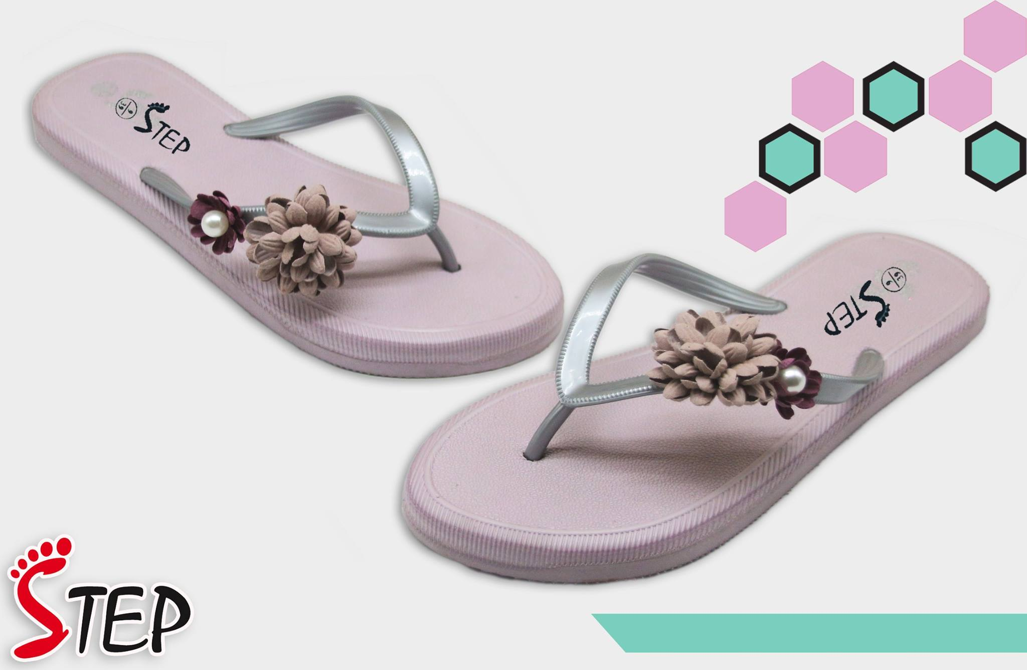 "Exclusive Ladies Footwear (""Daisy"")- Product- LC 2064"