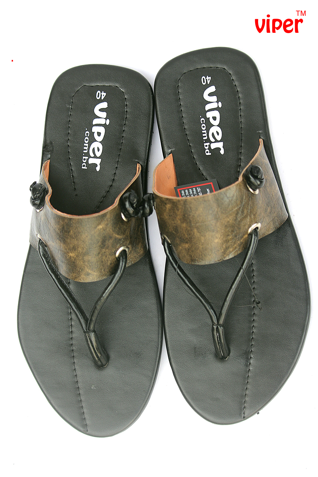 Smart Gents Sandal (Viper) - Product- GC 224