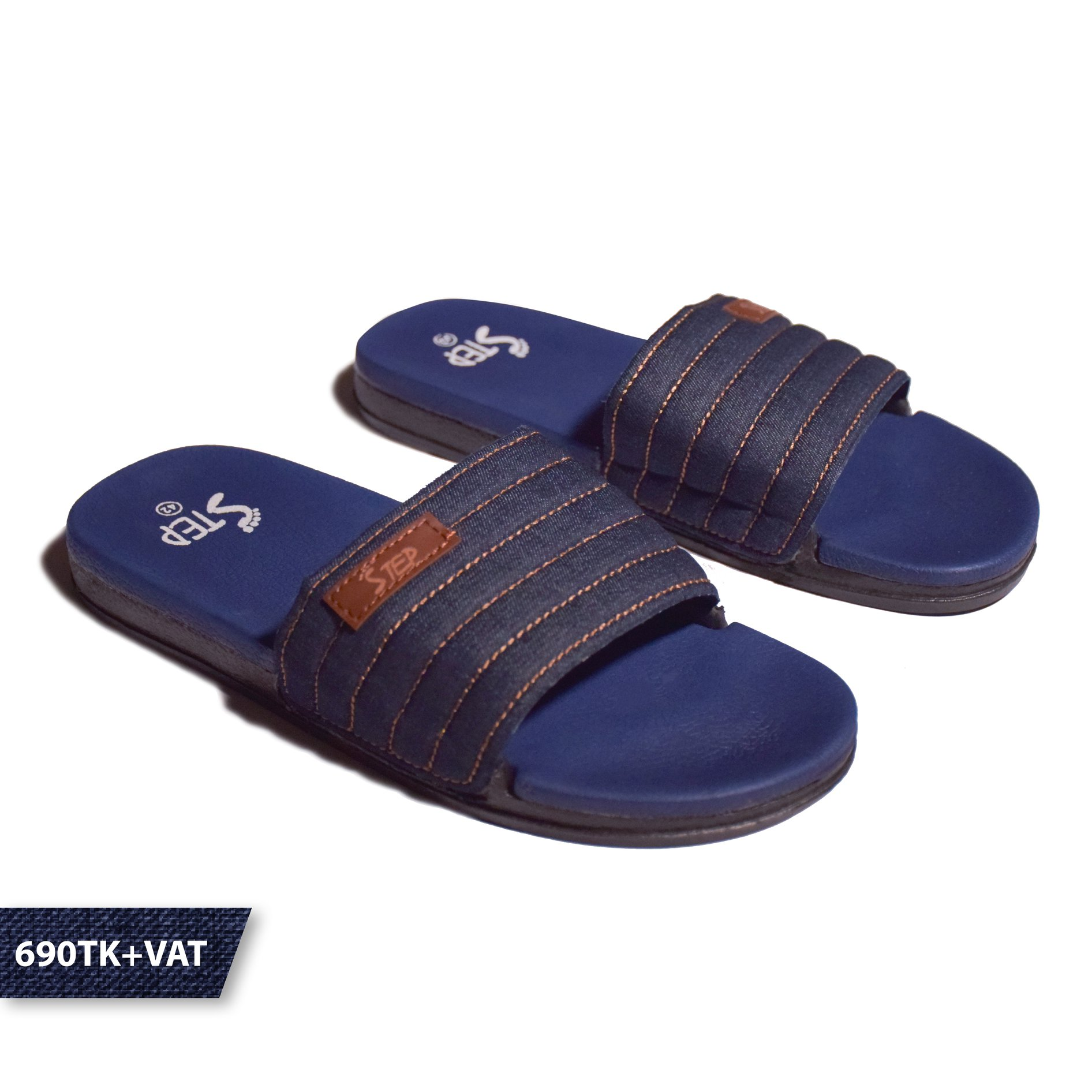 "Smart Gents Sandal (""Slide"") - Product- GC 234"