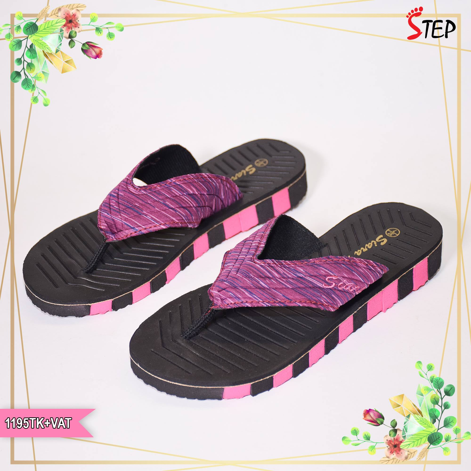 "Exclusive Ladies Footwear (""Sirara K"")- Product- LC 2115"
