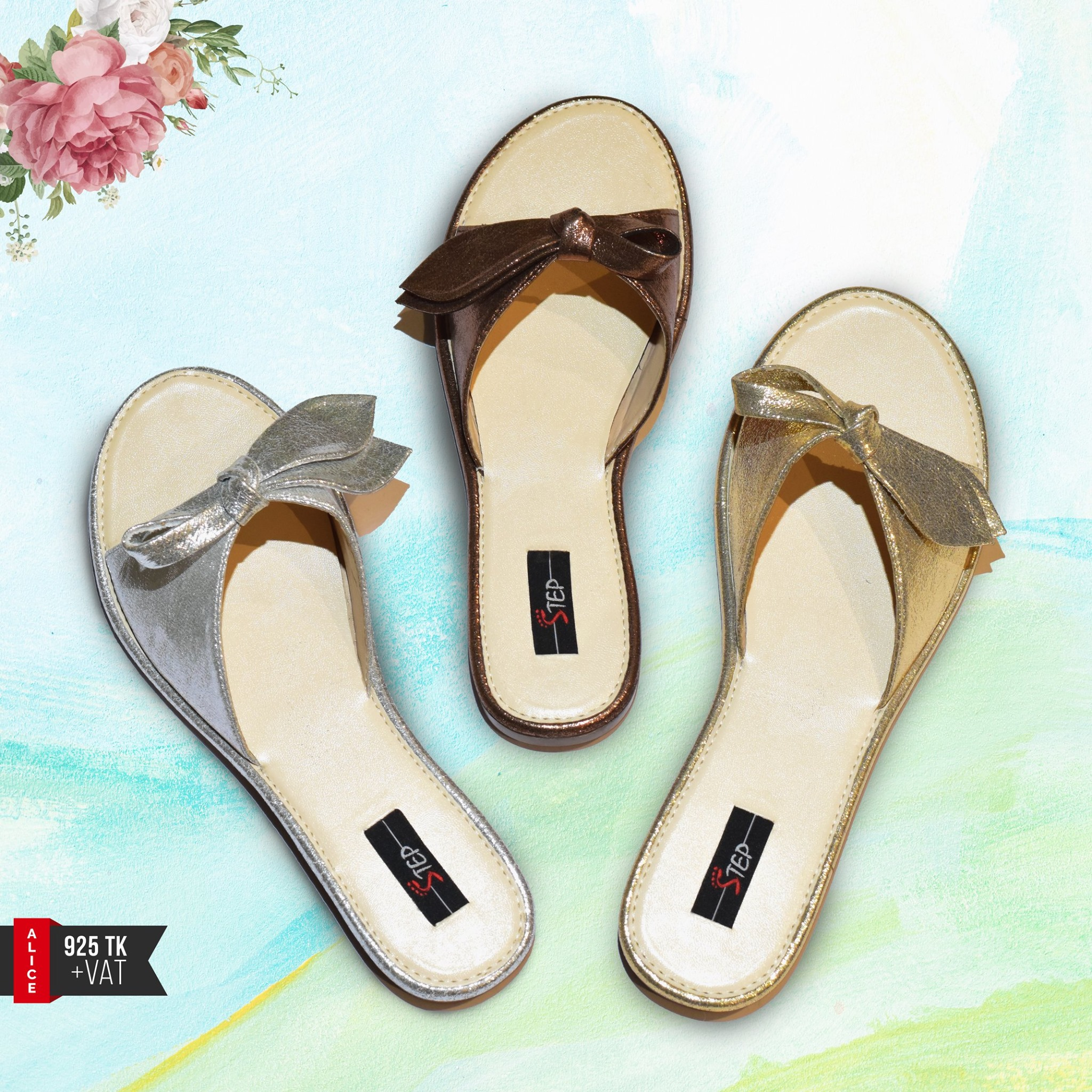 "Exclusive Ladies Footwear (""Alice"")- Product- LC 2131"